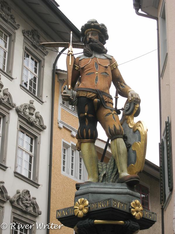 William Tell, symbol of the Free Swiss