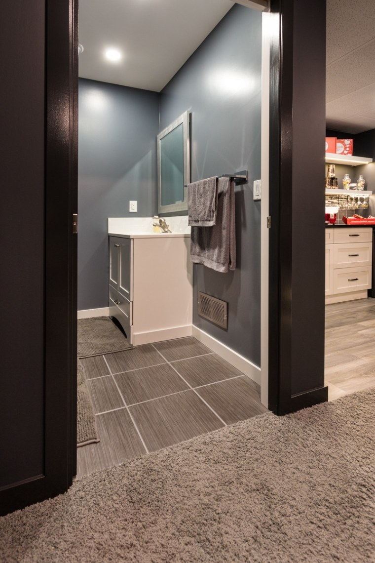 Edmonton sherwood park theatre room design and construction bathroom jigarbov