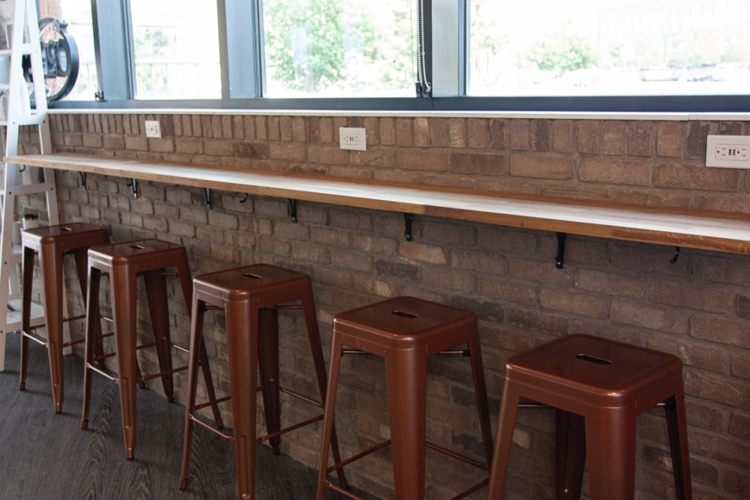 bar seating common ground cafe