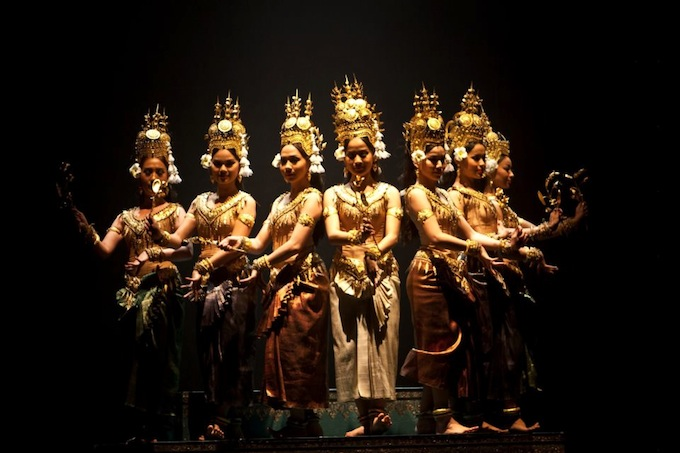 The Royal Cambodian Ballet Company