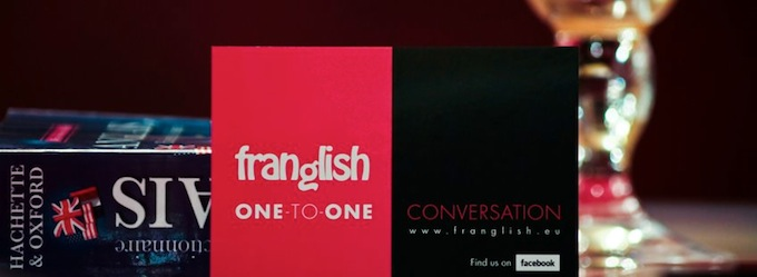 Franglish is now in Nice and Antibes