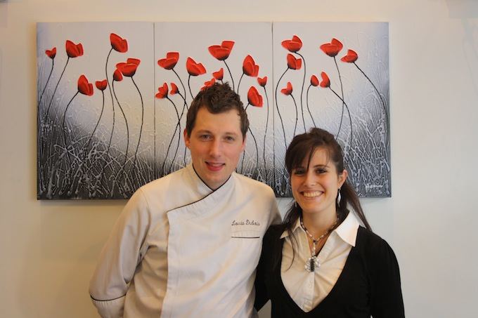Louis and Aurore of Pastry Plaisirs in Nice
