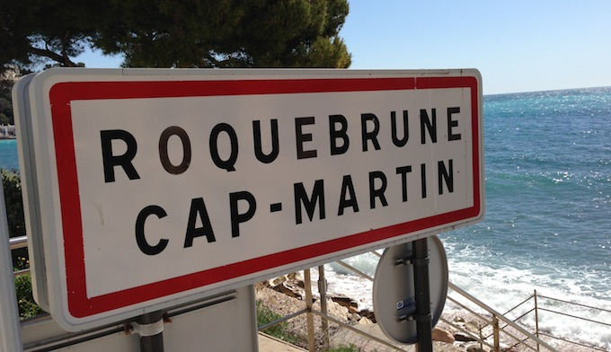 Welcome to Roquebrune Cap-Martin