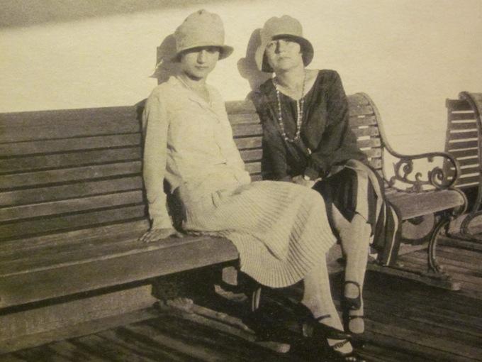 Gigina and Nedda Necchi