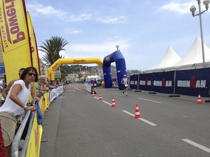 Ironman® France on the course