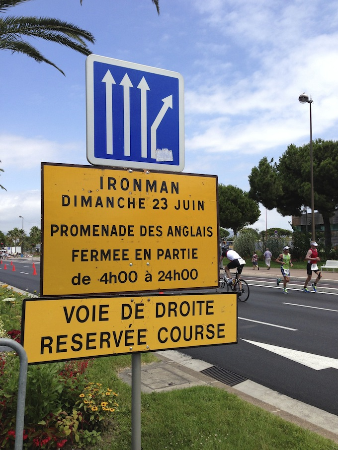 Ironman® France disruptions...