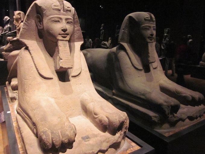 Museo Egizia in Turin