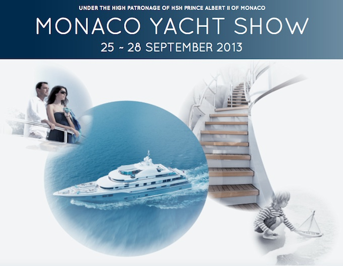The Monaco Yacht Show 2013 will be the biggest yet!