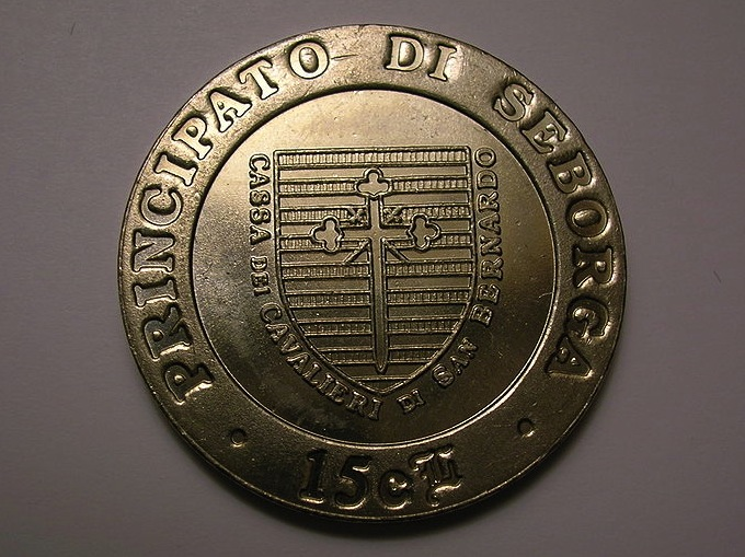 The Luigino is the currency of Seborga