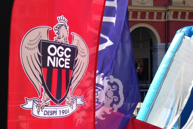 Last OGC Nice home match at Stade du Ray