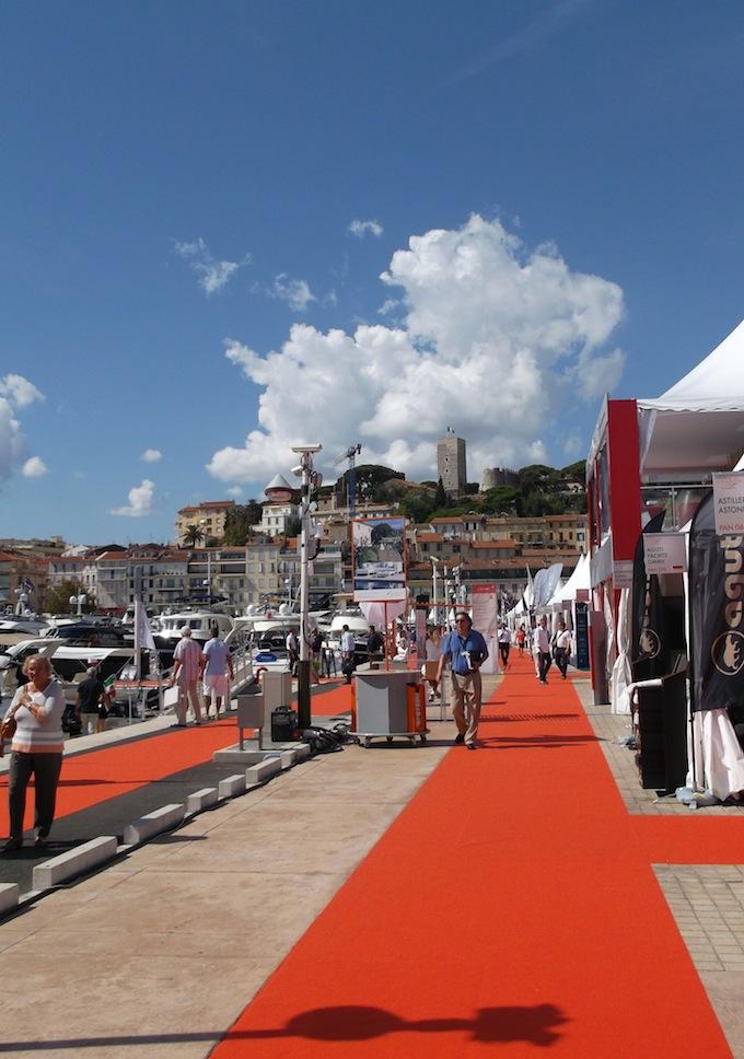 Quai Pantiero at Cannes Yacht Show 2013
