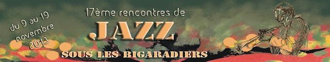 Jazz sous les Bigaradiers 2013 in La Gaude