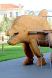 Promenade du Paillon activity centre for kids