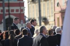 Christian Estrosi, Mayor of Nice, Promenade du Paillon opening 2013