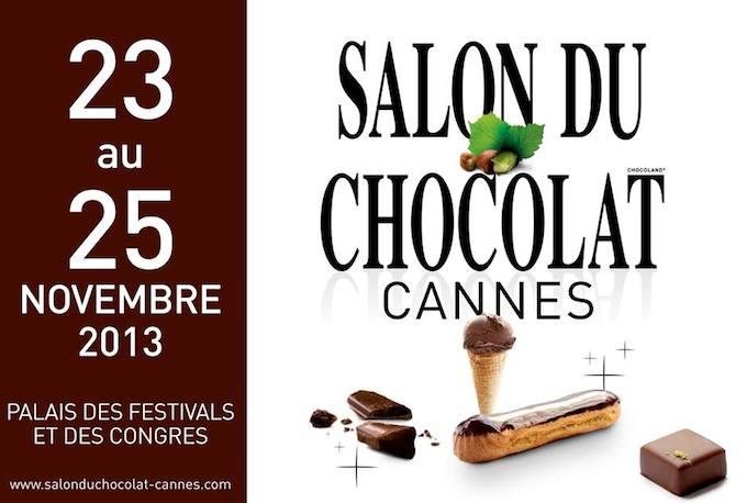 Salon du Chocolat de Cannes 2013