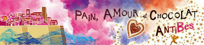 Pain, Amour et Chocolat event in Antibes February 2014