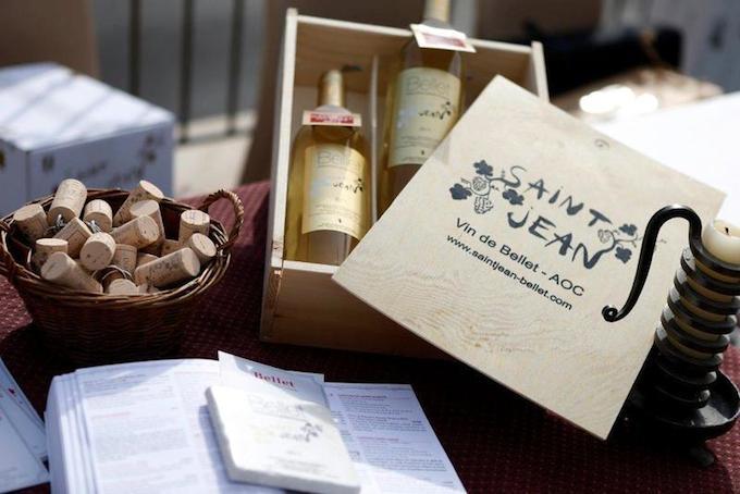 Vin de Bellet Saint Jean