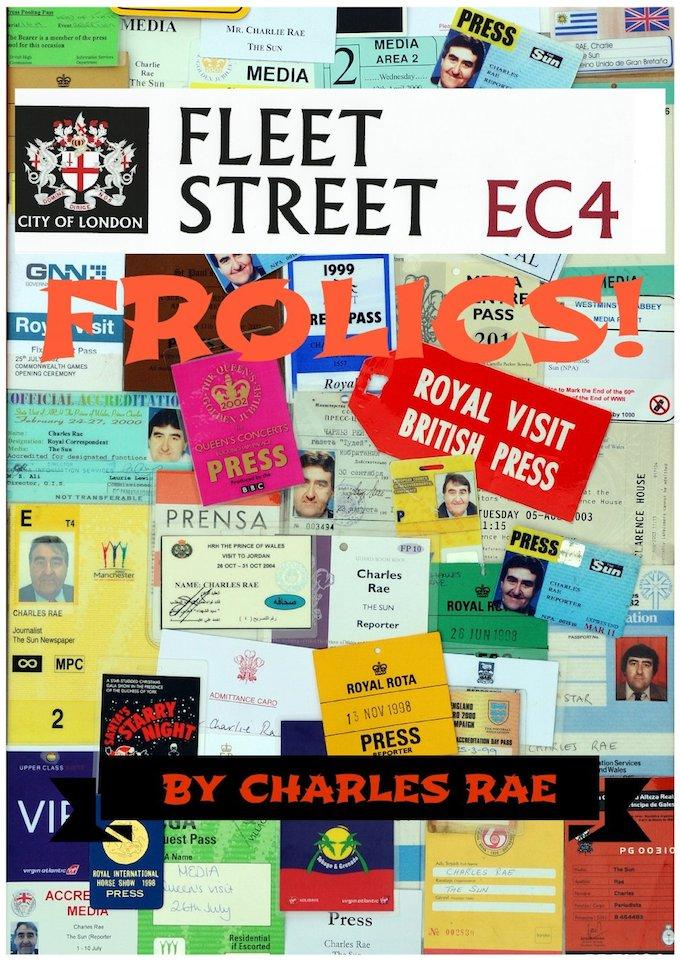 Fleet Street Frolics by Charles Rae