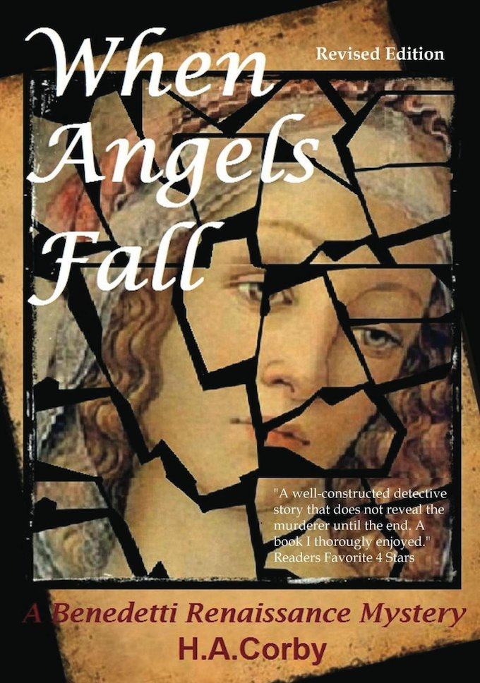 When Angels Fall by Hillary A. Corby