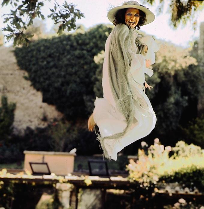 Claudia Cardinale photographed by Chiara Samugheo