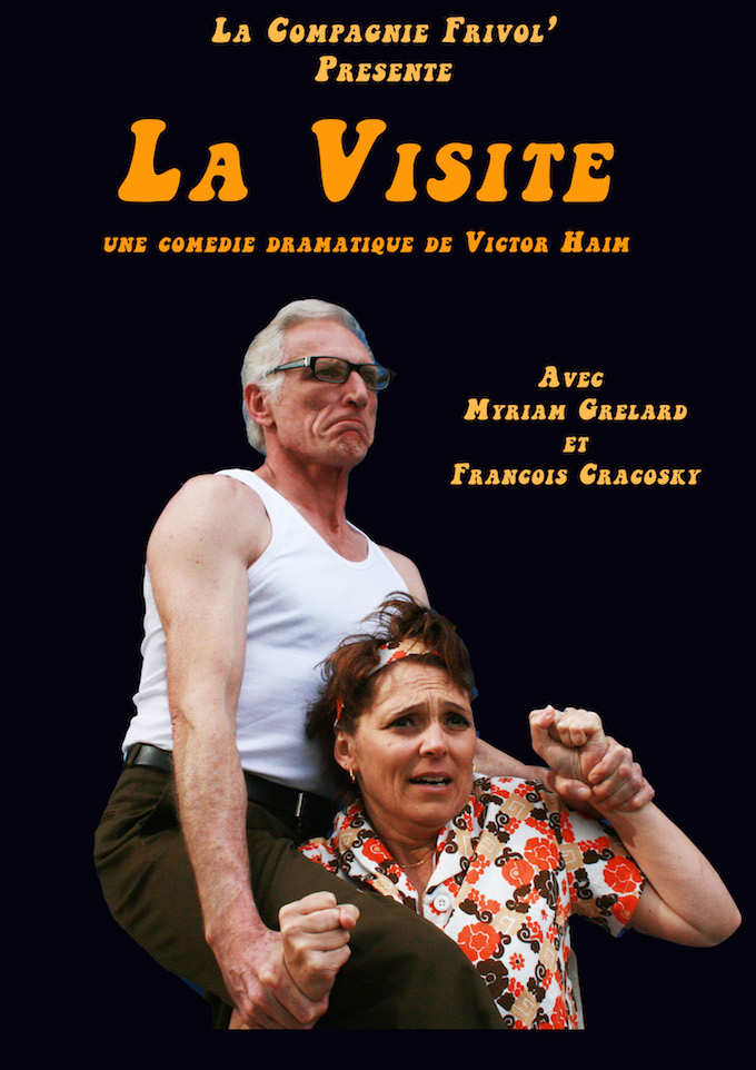 La Visite by Théâtre du Bocal in Nice