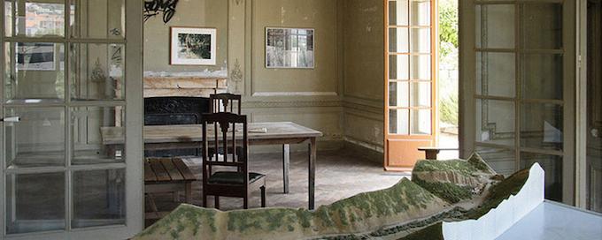 More interior shots of Villa Cameline in Nice