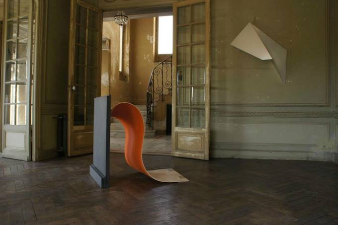 Exhibition at the Villa Cameline in Nice