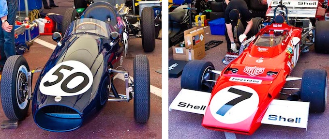 More cars from 2012 Historic GP in Monaco