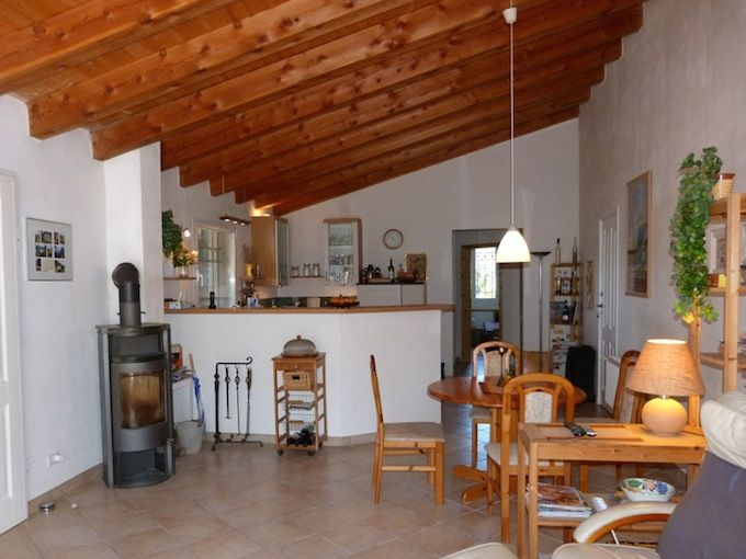 Kitchen in the property in Dolceacqua