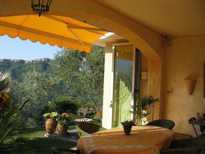 Stunning villa in Apricale