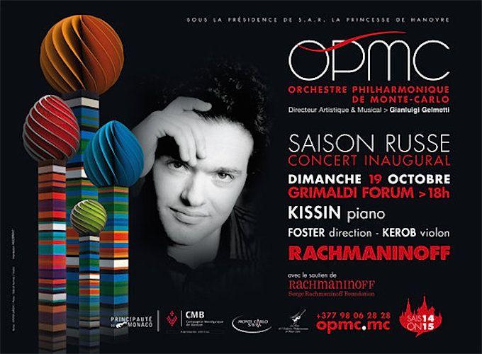OPMC Saison Russe 2014
