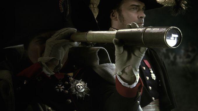 ARTE's Napoleon, 1812 Feu et Glace