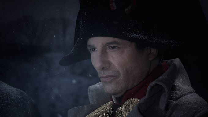 Napoleon, 1812 Feu et Glace on ARTE TV