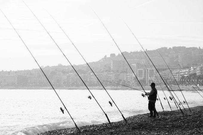 Fishing © Lorraine Davidson
