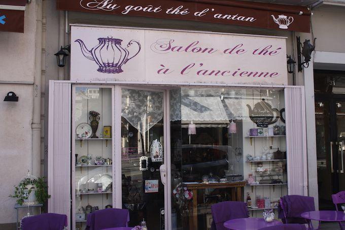 Au goût thé d'Antan in Nice