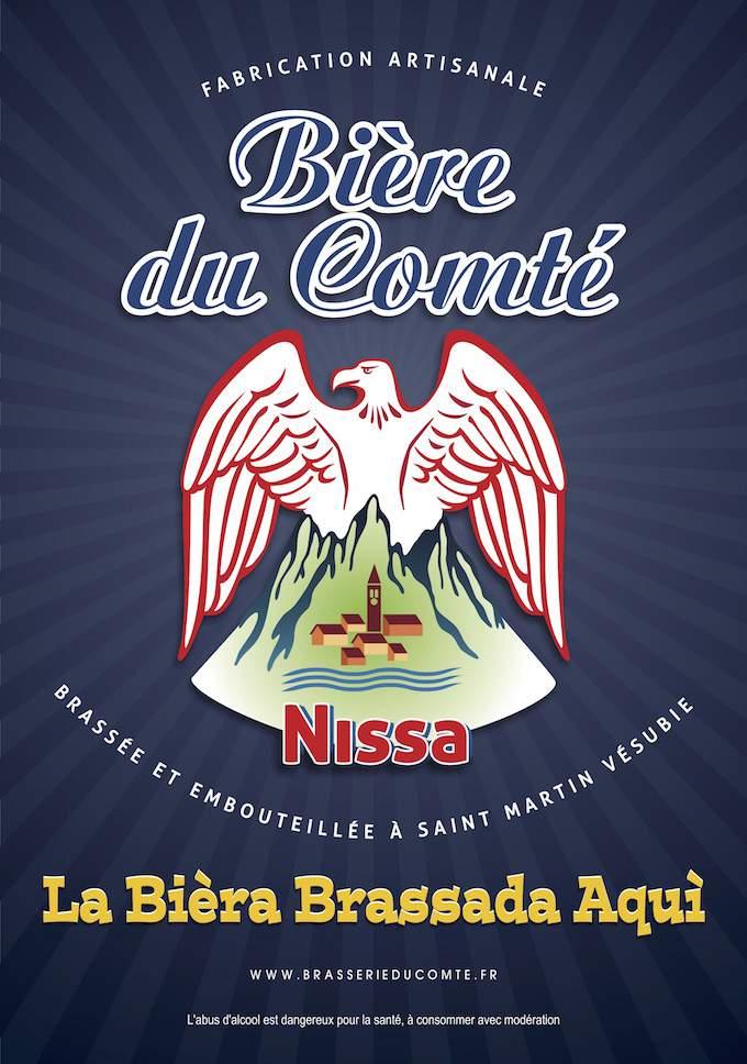 La Brasserie du Comté de Nice poster