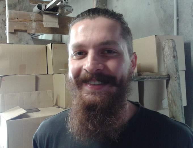Jérôme Routhier of La Brasserie du Comté de Nice