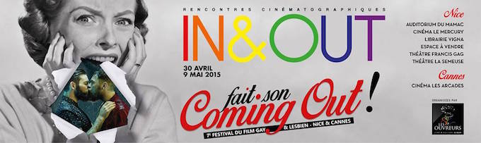 In&Out Film Festival 2015 in Nice and Cannes