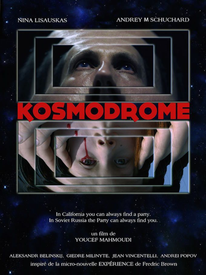 Kosmodrome movie poster