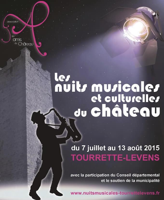 Les Nuits Musicales de Tourette-Levens