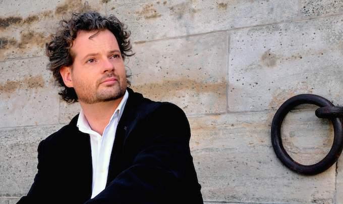 Paul-Emmanuel Thomas of the Festival de Musique de Menton