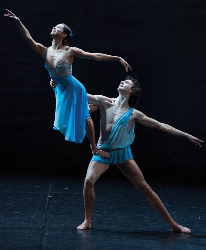 Irina Perren and Marat Shemiunov