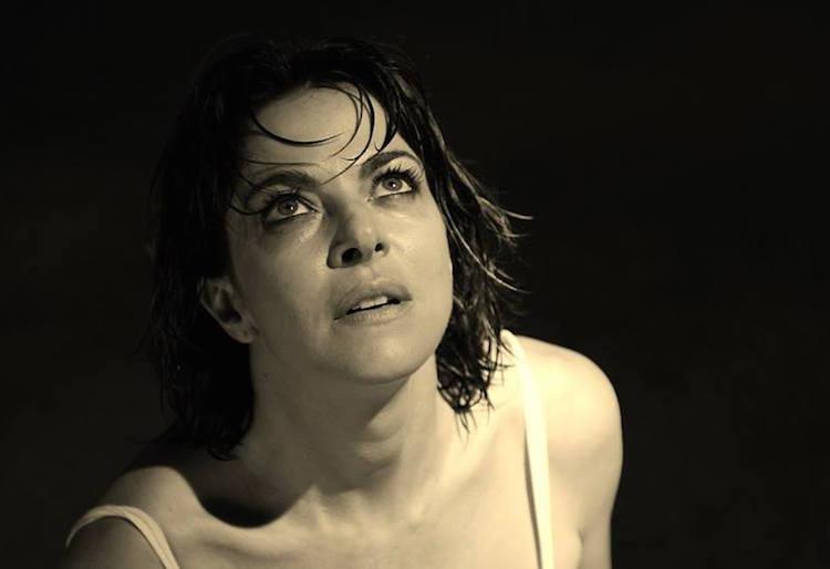 Claudia Gerini -- L'Esigenza di unirmi ogni volta con te by Tonino Zangardi