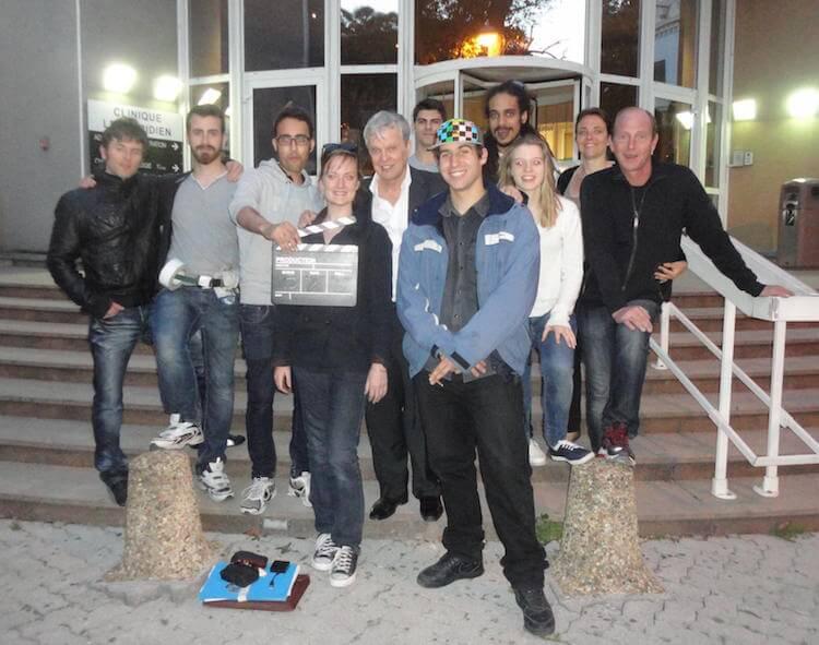 The O movie team
