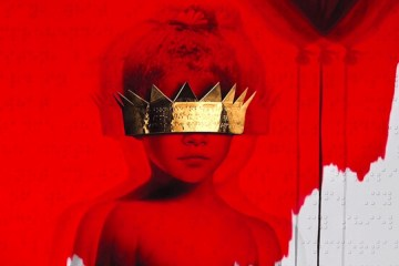 Rihanna Anti cover
