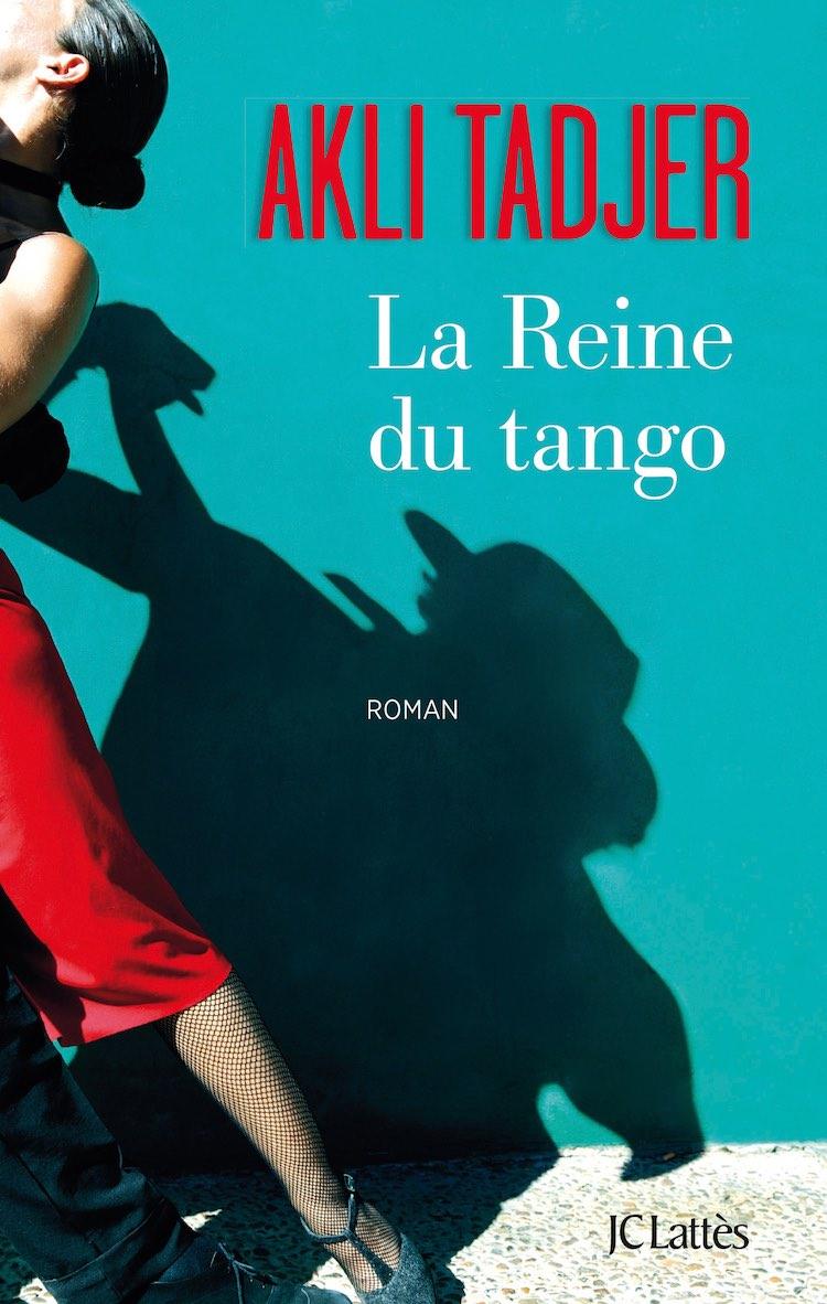Akli Tadger La Reine du Tango at Festival du Livre