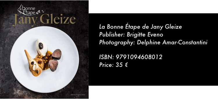 Livre : La Bonne Étape de Jany Gleize