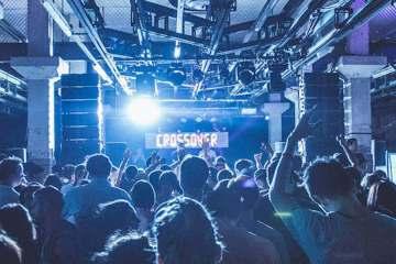 Festival Crossover in Nice