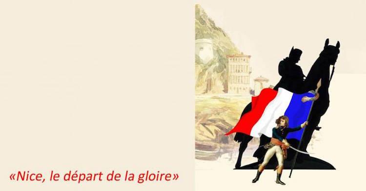 Nice le départ de la gloire at Musée Masséna