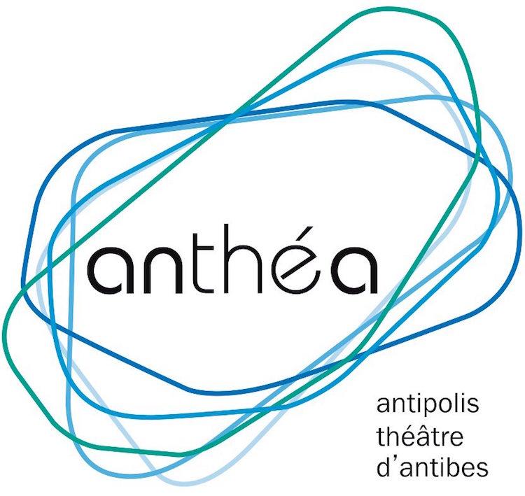 anthéa Theatre in Antibes logo